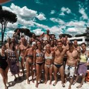 Stagione da record per la Roma Nuoto Master