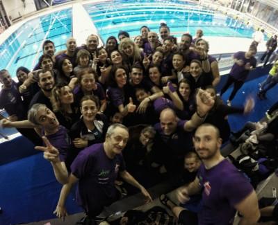 La Roma Nuoto Master è campione regionale!