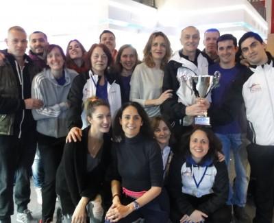 5º Trofeo Latina Aquateam- Vince la Roma Nuoto Master, Sordelli Super!